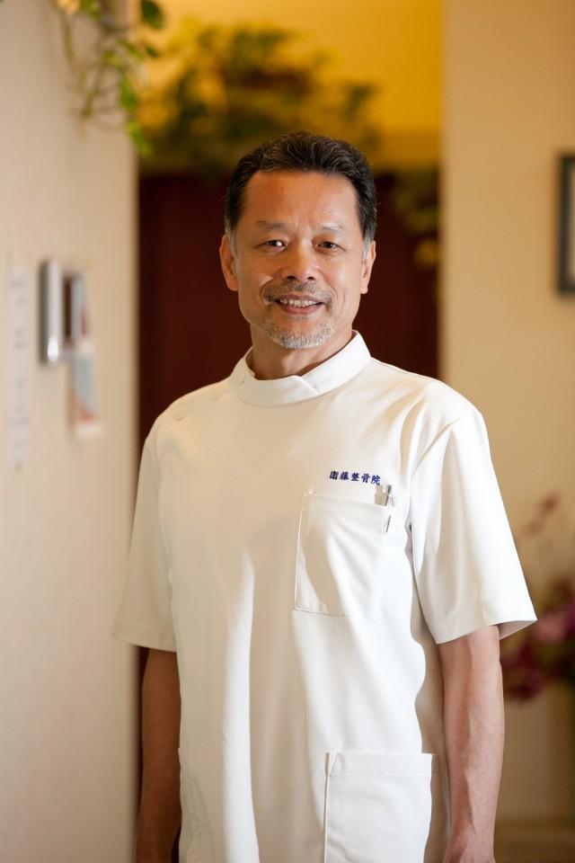 福岡、衛藤先生