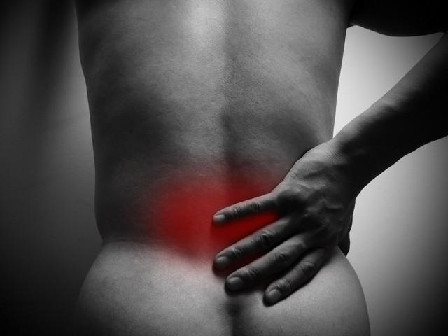 つらい慢性腰痛