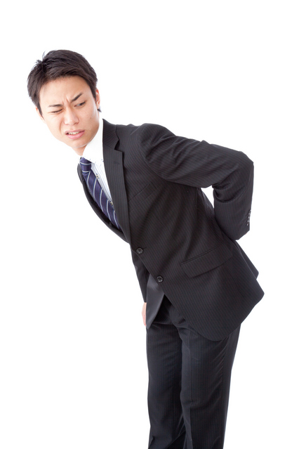 慢性腰痛対策(生活編)